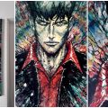 "- Dylan Dog tribute - ""Cosmic Explosion"""