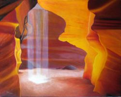 """ANTHELOPE CANYON"""