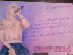 Almost famous eminem XD