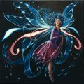 fairy star (illustrazione per la proiettiartcreation)