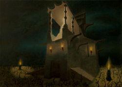 Il tempio della notte