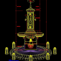 Fountain of Varapodio
