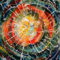 The color of mandalas cm 21X15