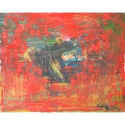 Promontorio in rosso