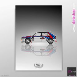 Lancia Delta Integrale Evo Martini Racing