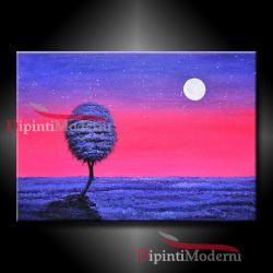 "VV324 astratto moderno dipinto a mano dipinto a olio di oceano paesaggio su tela 59/"""