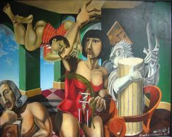 Martirio di Santa Giustina da Padova