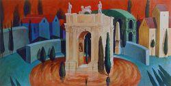 arco  delle scalette Vicenza