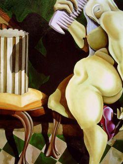 coiffeur (1982) particolare