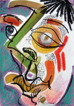 ritratto di testa (divagazione)