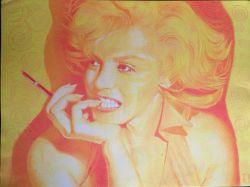 Yellow Marilyn