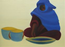 Il ristoro del tuareg