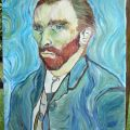 Autoritratto Vincent Van Gogh