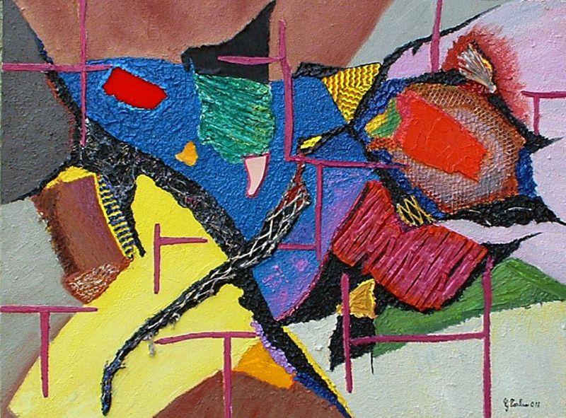 Vendita quadro flussi di idee arduino rossi pitturiamo