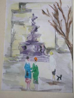 """""""Fontana Purgatorio"""" Marsala"""