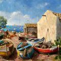 Barche a Marzamemi