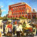 iIl mercato del Castello
