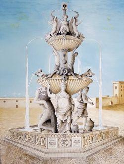 Fontana di Carlo V a Taranto