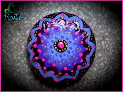 mandala little stone