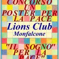 Cartello per Lions Club