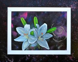Planet lilies
