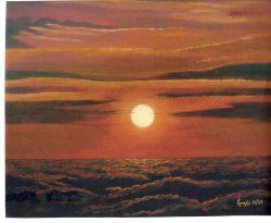 LG 0153 - Alba del solstizio d'estate