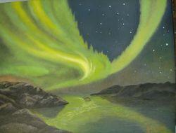 LG 0163 - Aurora boreale