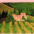 LG 0013 - Casolari con vigneto - Toscana