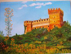 LG 0069 - Il Castello di Gradara - Marche