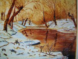 LG 0081 - Inverno al fiume
