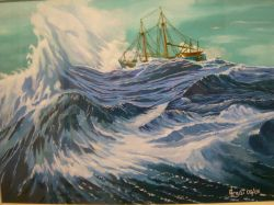 LG 0103 - Tempesta in alto mare