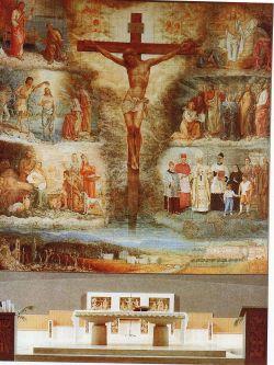 LG 0160 - Altare di San Giovanni Battista - Riolo terme