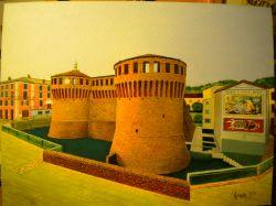 LG 0181 - Riolo Terme (Ra) - La Rocca