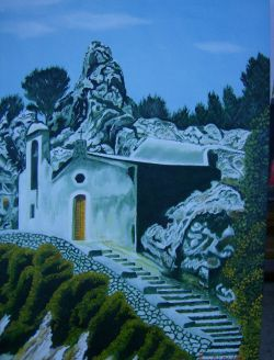 LG 0183 - Caltabellotta (Ag) - Santa Maria della Pietà