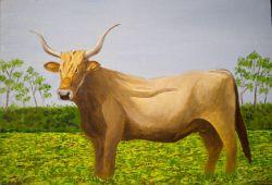 LG 0206 - Blond Bull
