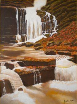 LG 0232 - Le cascate di Plitvice - Croazia