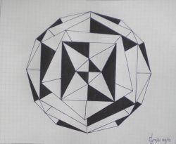 LG 0239 - Composizione di poligoni