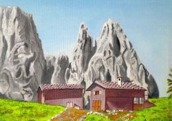 LG 0252 - Sassolungo - Val Gardena