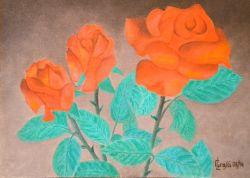 LG 0254 - Rose rosse
