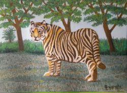 LG 0284 - La Tigre del Bengala