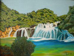 LG 0285 -  Il Parco Nazionale di Krka - Croazia