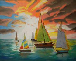 LG 0316 - Raduno di barche a vela