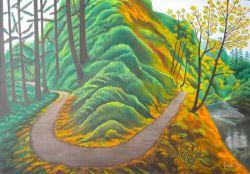 LG 0323 - Sentiero nel bosco
