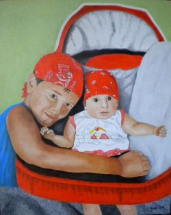 LG 0326 - I piccoli SimoneEugenio e Serena Francesca