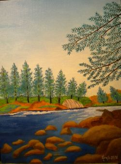 LG 0368 - il fiume Olona