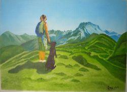 LG 0378 - Lassù sulle montagne