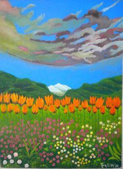 LG 0405 - Tulipani,Anemoni e Primulacee