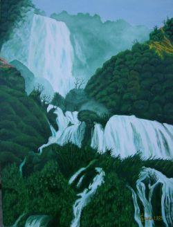 LG 0170 - La cascata delle Marmore - Terni