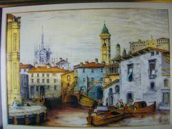 LG 0043 - La vecchia darsena a Milano