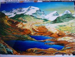 LG 0054 - Lago di Trois Becs - Gran Paradiso